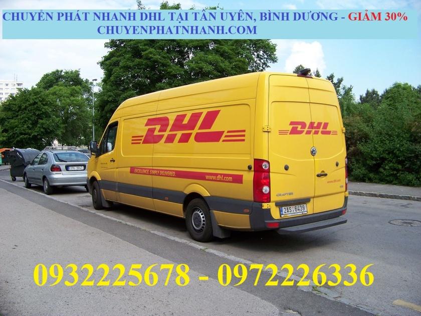 DHL tan uyen bd