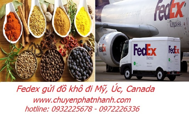 fedex gui do kho di my uc canada